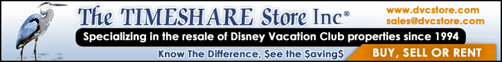 Disney Vacation Club Resales
