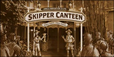 Skipper Canteen to open at Magic Kingdom - Walt Disney World