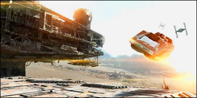 New Star Wars Experiences coming to Disney's Hollywood Studios in December 2015