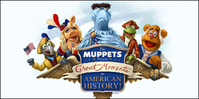 Muppets Great Moments in History