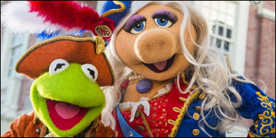 New Muppets Show Coming to Magic Kingdom in October