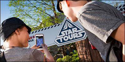 Star Wars Rebels Augmented Reality Eventure